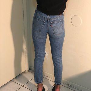 501 Skinny Women's Jeans